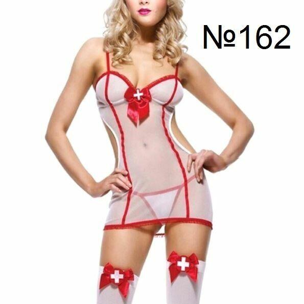 Эротическое белье костюм медсестра