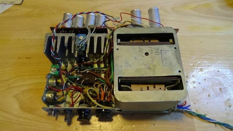 Блок питания эпу радиотехника-001
