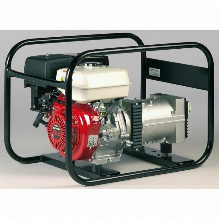 Прокат бензиновый генератор на 3,6 кВт EUROPOWER EP 4100