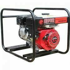 Аренда бензиновый генератор на 2 кВт EUROPOWER EP 2500