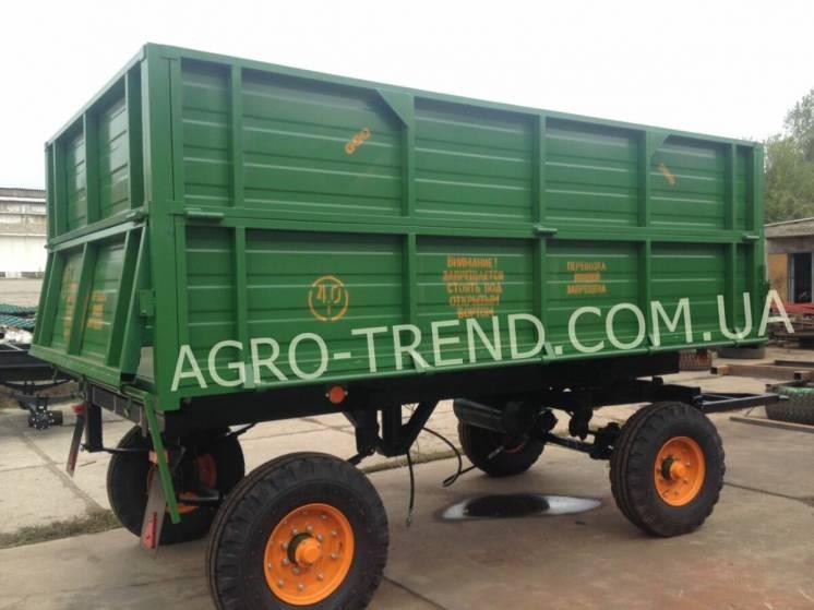 Прицеп на трактор зерновоз 2ПТС-4
