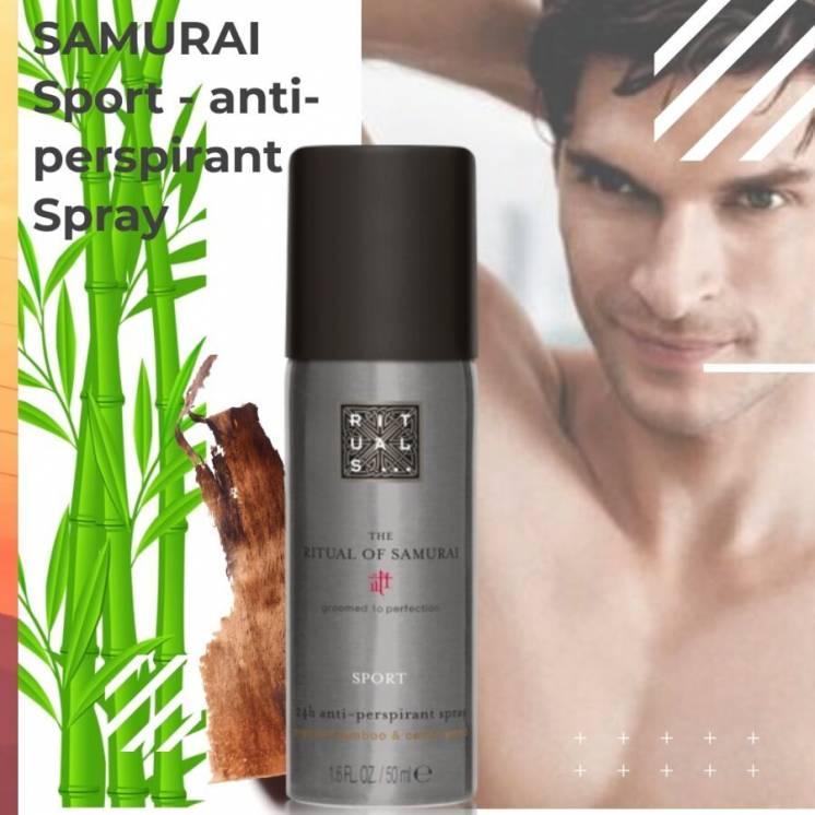 Дезодорант для мужчин антиперспирант спрей от Rituals