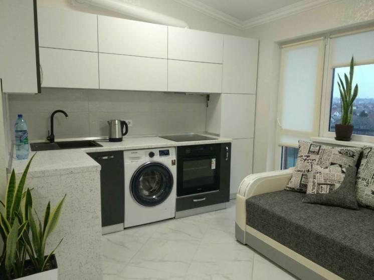 Продается однокомнатная квартира в новом доме на Таирово