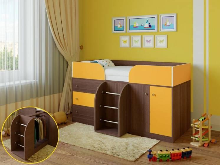 Дитяче ліжко-горище Віллі
