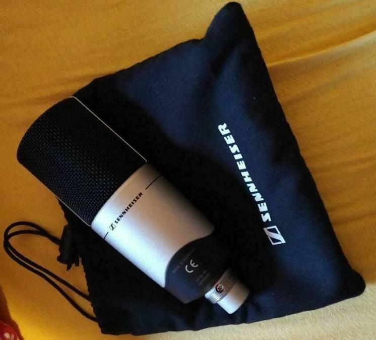 Студійний мікрофон Sennheiser MK4