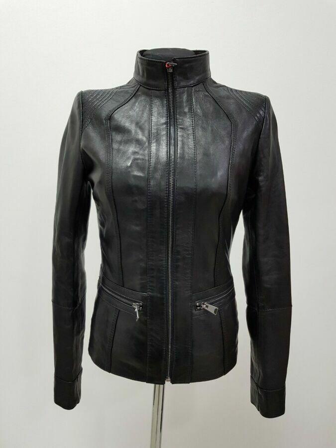 Куртка натуральная кожа-супер цена!