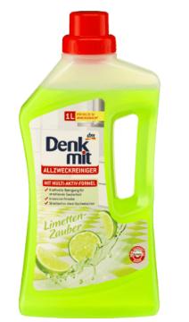 Средство для уборки в доме DenkmitAllzweckreiniger