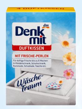 Освежитель для шкафа Denkmit Textilerfrischer Duftkissen