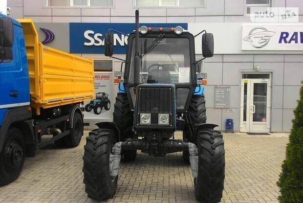 Трактор МТЗ Беларус 892 с салона в рассрочку кредит