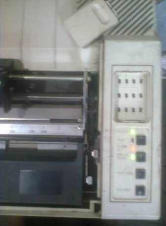Продам принтер матричный А3