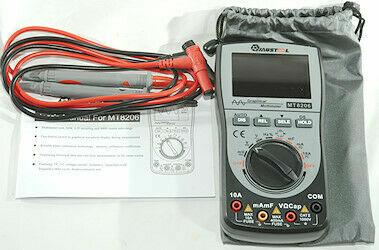 Mustool Mt8206 мультиметр-осциллограф/5 мгц/полоса пропускания 20 кгц