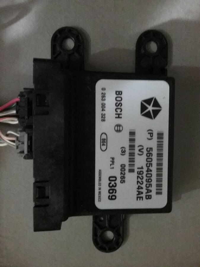 Б/у модуль пактроника 56054095ab Dodge Ram 09