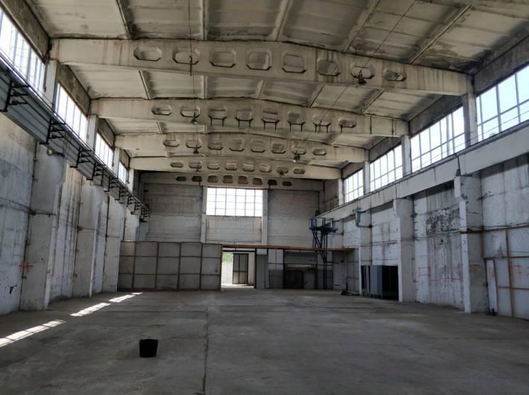 Сдам склад под хранение, производство на ул. Молодогвардейской