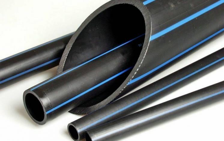 Труба полиэтиленовая для питьевой воды 25, 32, 40 мм