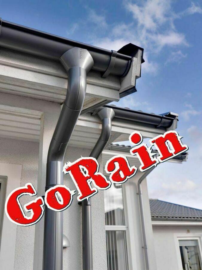 водосточная система металлическая GOrain