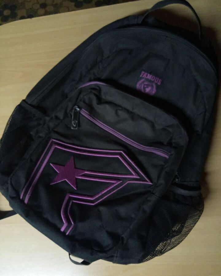 Продам рюкзак Famous Stars And Straps The One Backpack