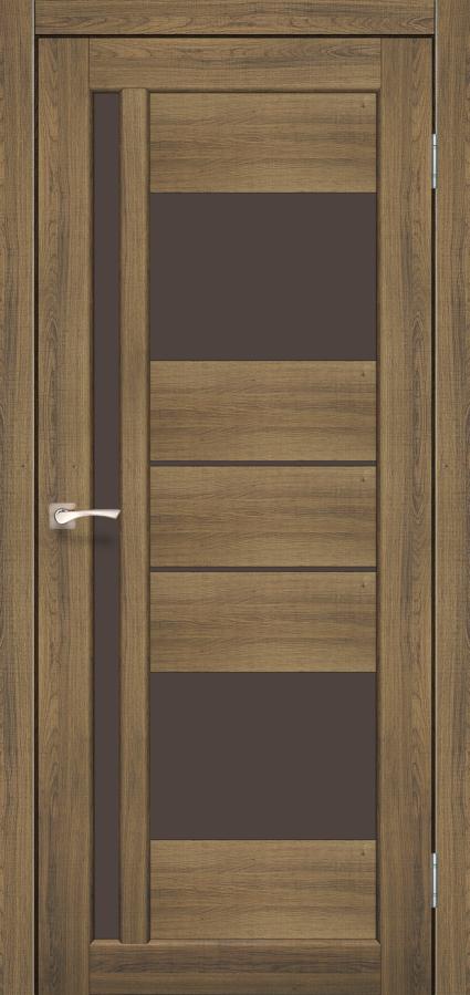 Двері міжкімнатні VND-03  ЕКО шпон Італія
