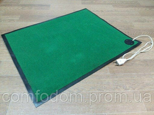 Теплый коврик Monocrystal