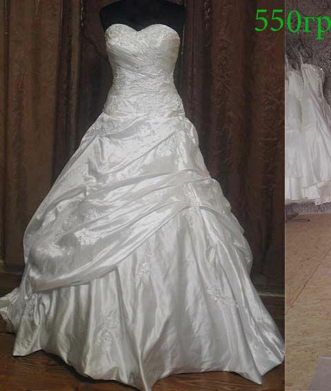 Велеколепное новое свадебное платье 50 размер