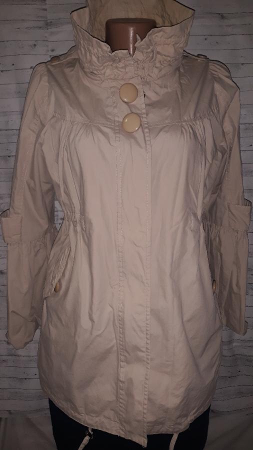 Стильная куртка ветровка
