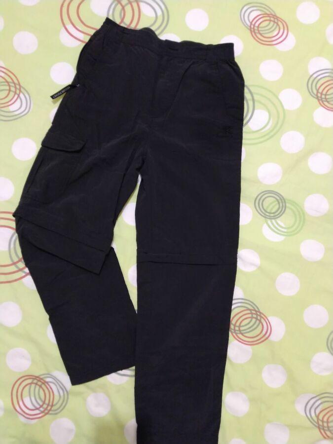 Штаны, шорты, 2 в 1 на 11-13 лет 146-158 см karrimor