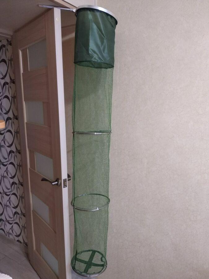 Садок прорезиненный круглый 170х30 см