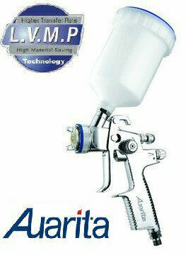 Краскопульт пневматический Lvmp  600мл,1,4мм Auarita St-3000-1.4lm