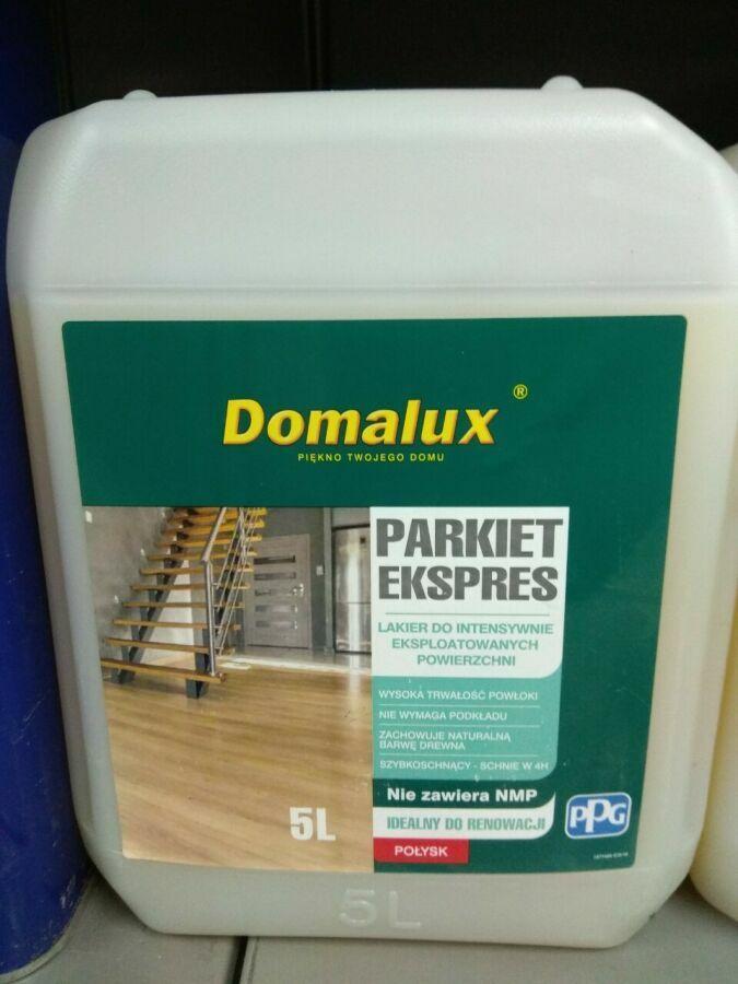 Domalux Parkiet Expres 5l