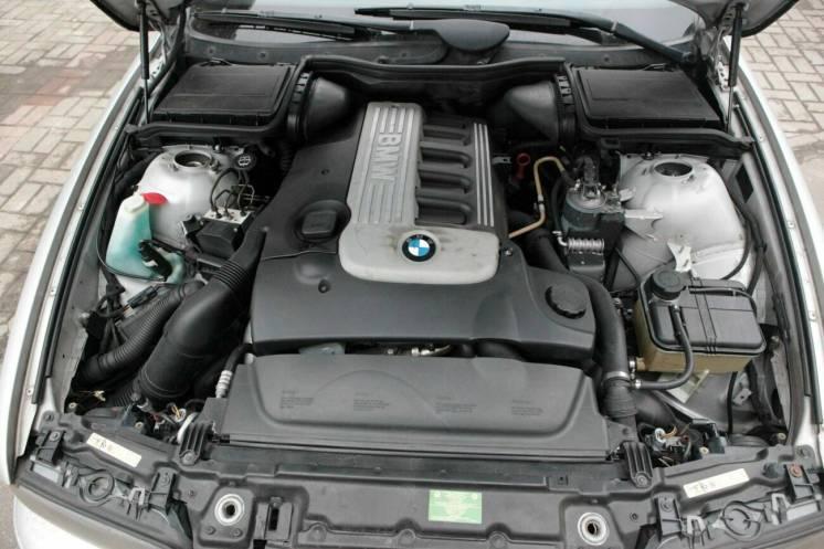 Разборка BMW E39 M57, M51