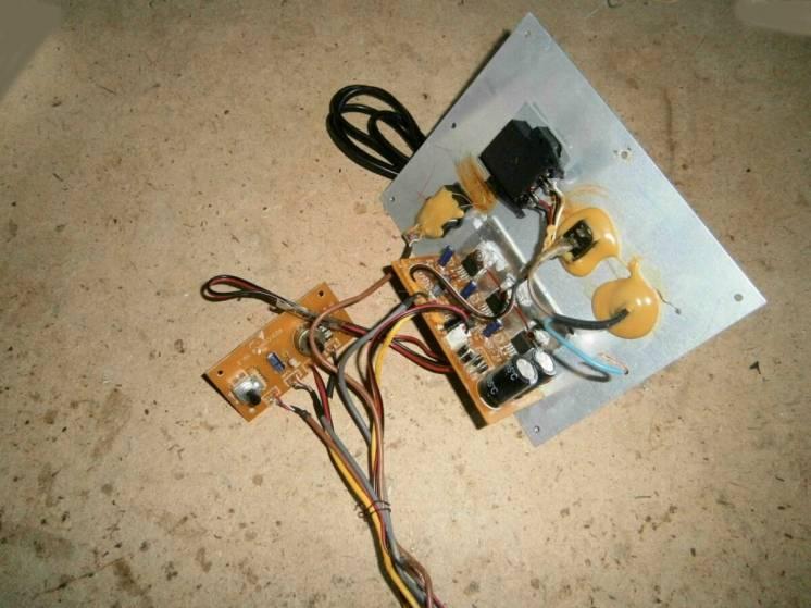 Усилитель, плата активных с колонок Edifier + шнур