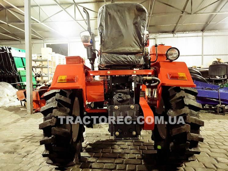 Трактор Т-25 RED+2Х плуг+культиватор,ЗІП, І!Мототрактор Т-24