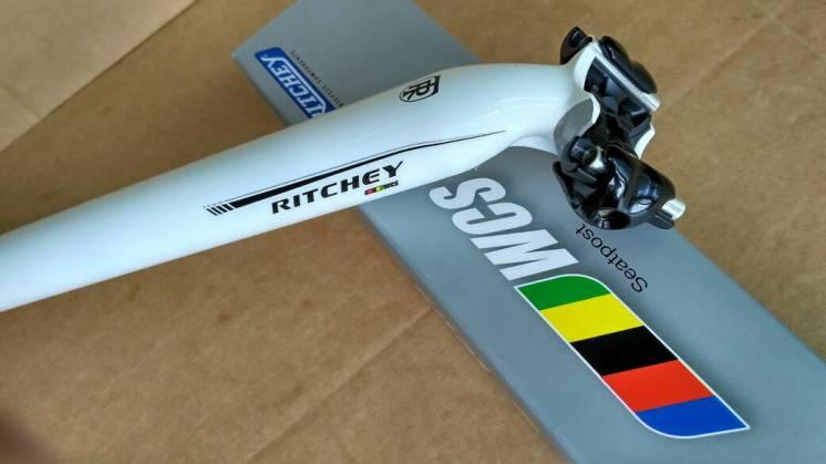 Подседельный штырь Ritchey WCS 400x30.9 (Белый, Новый)