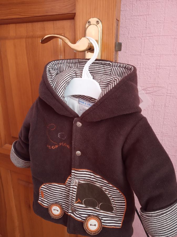 Комбинезон курточка штаны Комбинезон курточка штаны 6-9 месяцев