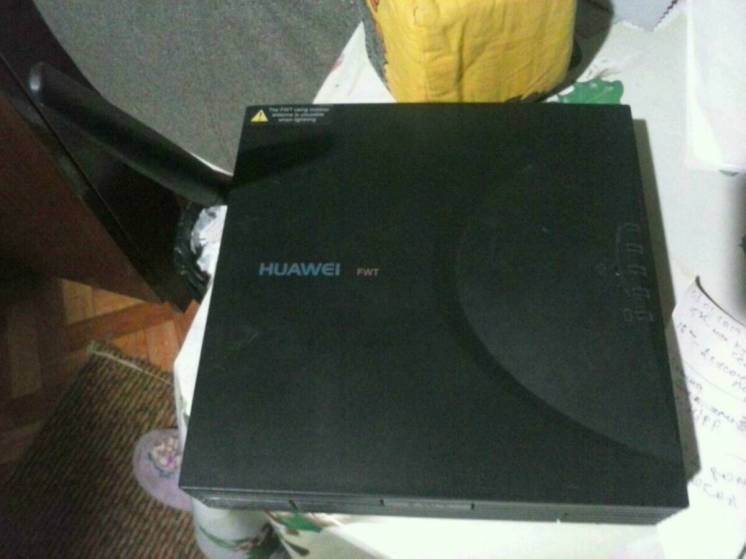 Шлюз CDMA Huawei ET1201