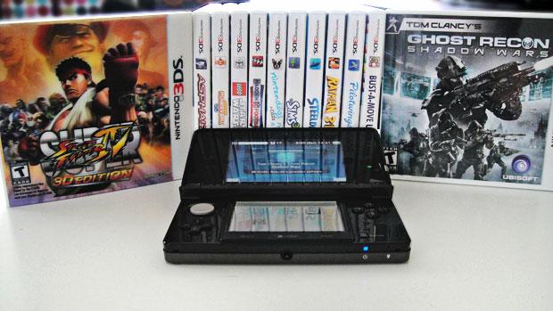 Продам игры для Nintendo 3ds