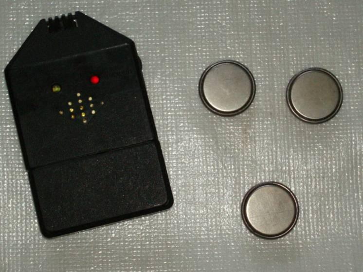 Портативный течеискатель газа ПТГ 92 г.в или на з/ч