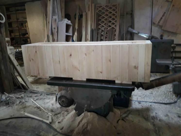 Изготовим деревянные ящики