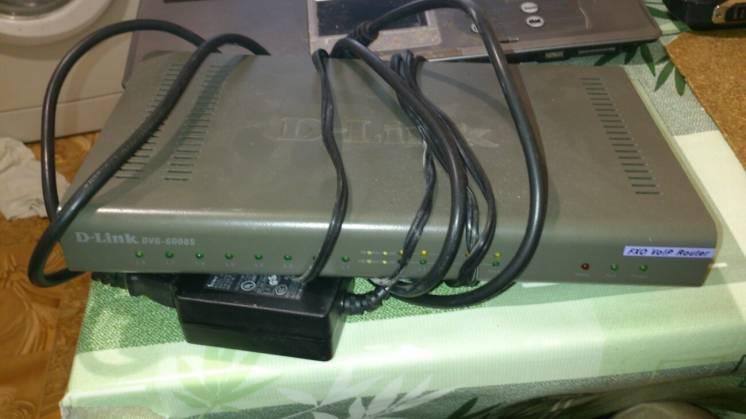 Шлюз FXO D-Link DVG-6008S