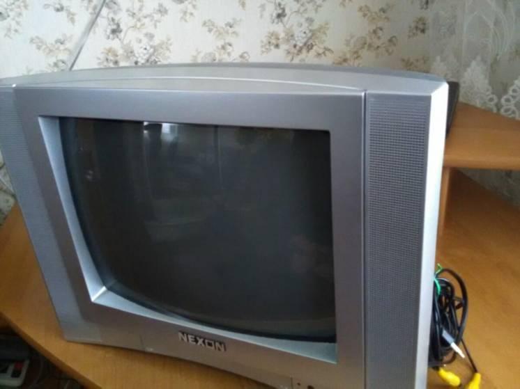 Телевизор NEXON. Юж.Корея.