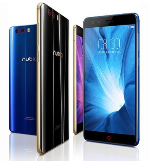 "ZTE Nubia Z17 mini S (NX589J) / 5.2"" / Snap 653 / 6/64Гб / NFC/ 13Мп/"