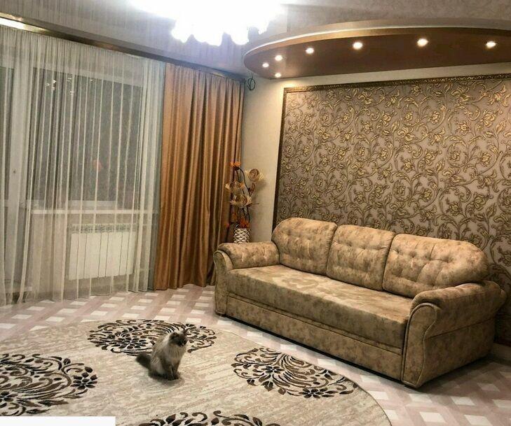 Продам 3-х комнатную квартиру с евроремонтом на 602 м/р Салтовки.