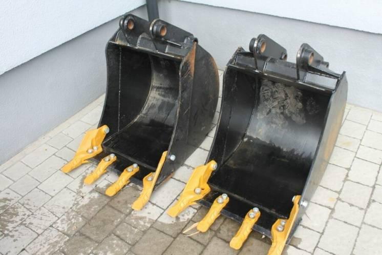Продам новый ковш экскаватора погрузчика JCB 3CX, JCB 4CX