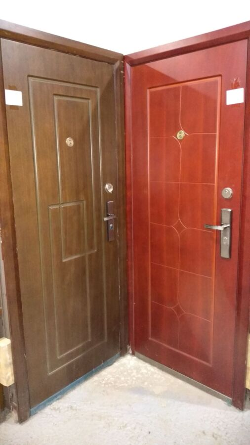 Входные металлические двери от 2000 грн