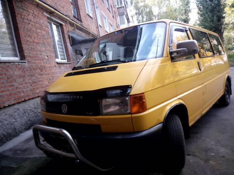 Volkswagen  transporter T4, длинная база