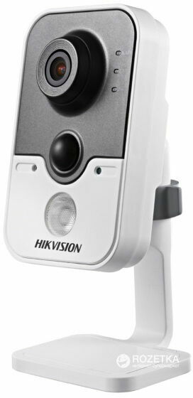 2мп IP видеокамера Hikvision DS-2CD2420F-IW (2.8 мм) опт и роз