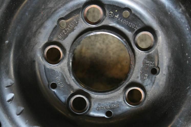 Оригинальные диски мерседес 124