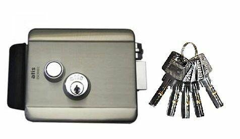 Электромеханический замок ATIS lock SS CK опт и розн