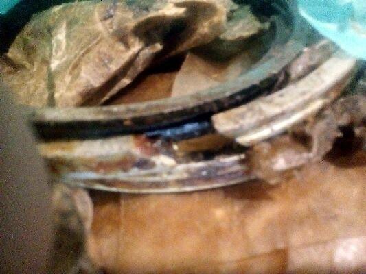 Кольца поршневые компрессора Э-400