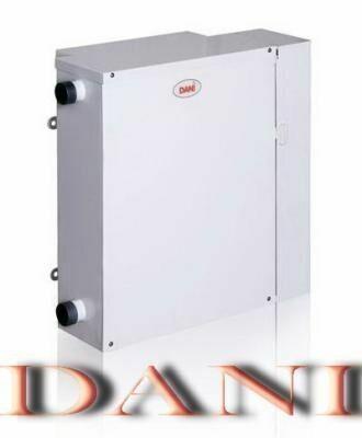 Котел газовый Дани (Dani) парапетный АОГВ 7.4/12 кВт правый/левый.