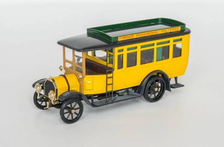 1:43 Fiat Omnibus 18 Bl 1915, Rio Italy # 20